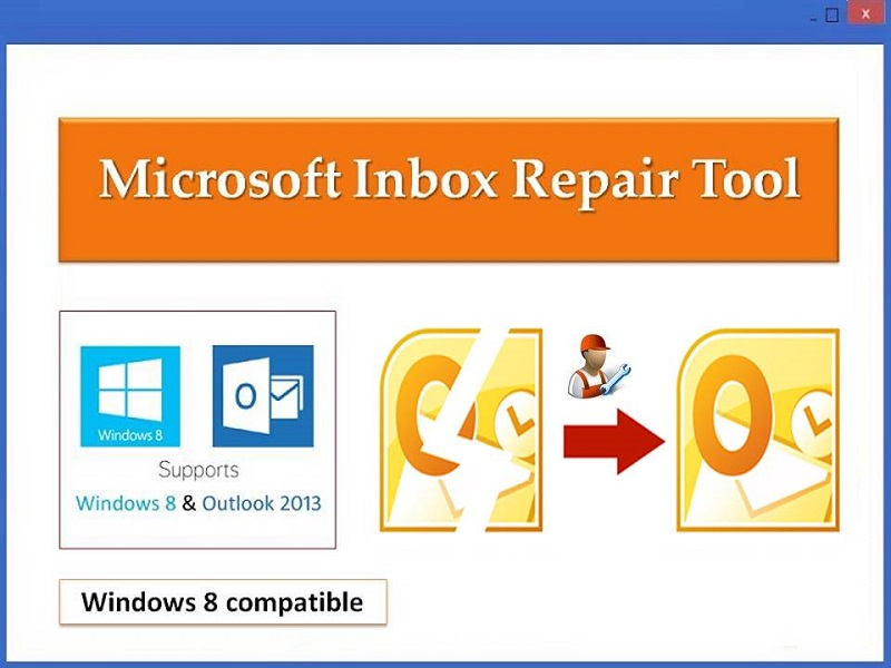 Best way to repair Microsoft Outlook Inbox